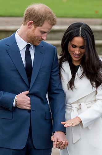 Фото №7 - Язык тела: принц Гарри демонстрирует большую любовь, а его невеста – уверенность