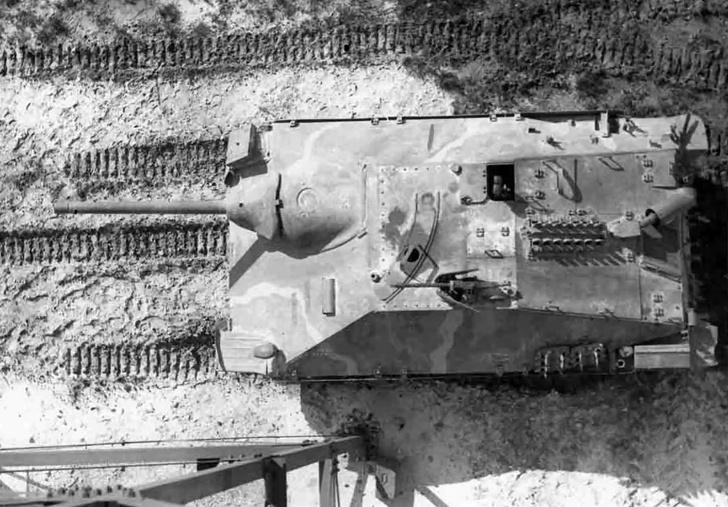 Фото №6 - Маленький гигант большого фронта. История немецкой самоходки «Хетцер»
