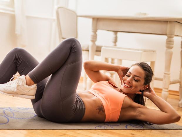Фото №5 - Домашние тренировки: как получить результат не хуже, чем в спортзале