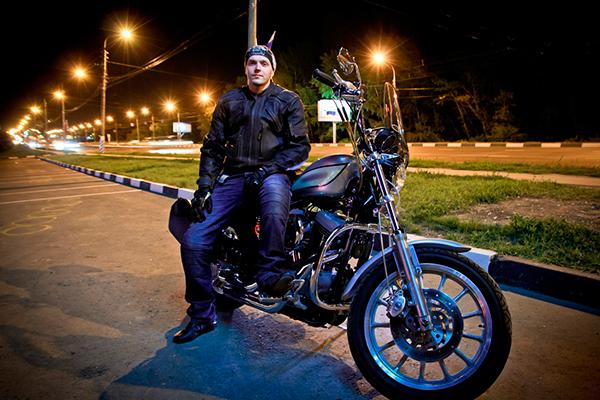 Фото №4 - Байкеры Ульяновска: 15 признаний в любви мотоциклу