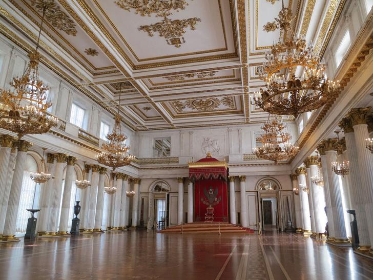 Фото №14 - Эрмитаж вошел в тройку лучших музеев мира