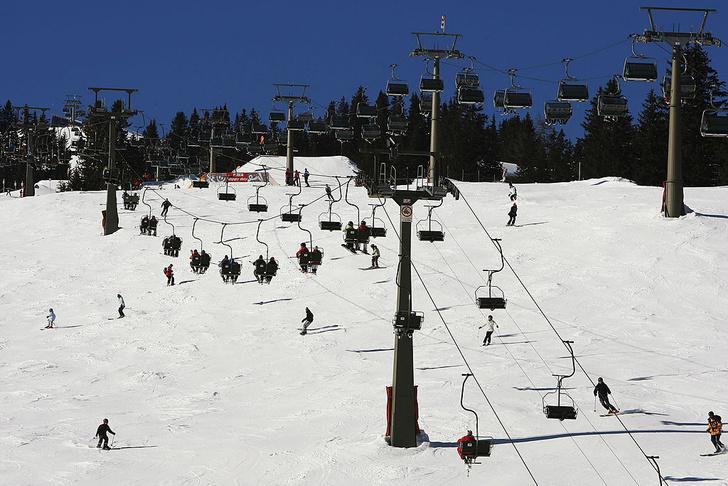 Фото №1 - Названы лучшие горнолыжные курорты мира