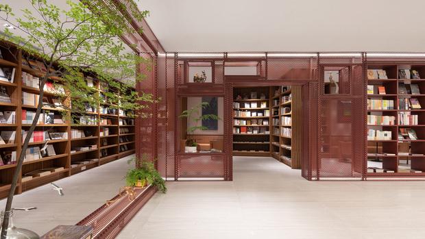 Фото №1 - Концептуальный книжный магазин в Шанхае