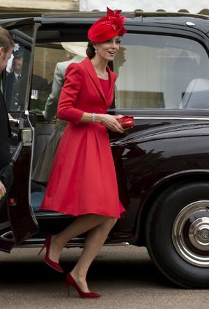 Фото №5 - «Бельгийская Кейт Миддлтон»: принцесса Элизабет и ее модные заявления