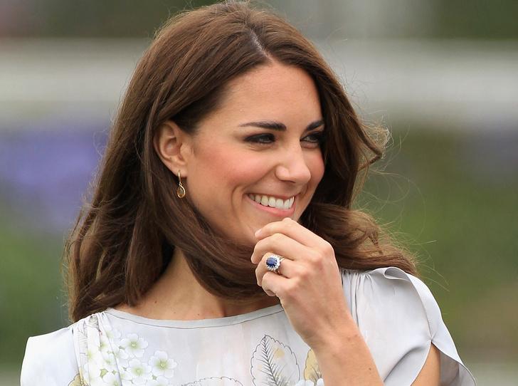 Фото №10 - История помолвочного кольца принцессы Дианы и Кейт Миддлтон