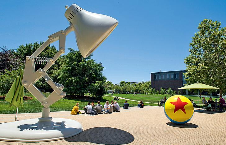 Фото №2 - Рабы лампы: прогулка по анимационной студии Pixar
