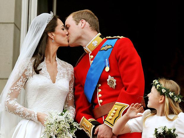 Фото №3 - Слезы невесты: почему Кейт расплакалась на своей свадьбе (и при чем тут Гарри)