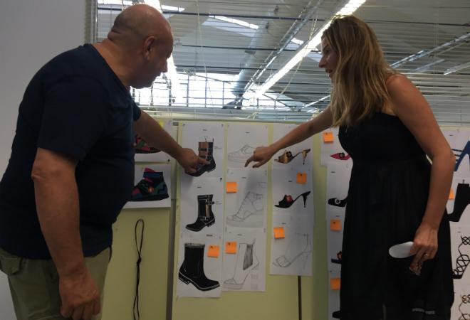 Фото №1 - Жанна Бадоева создала коллекцию туфель