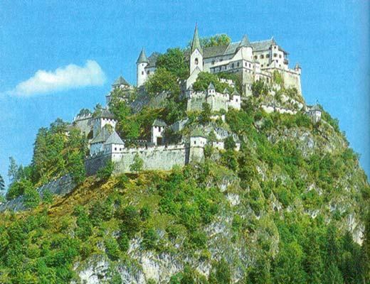 Фото №1 - Великан из замка Хохостервиц