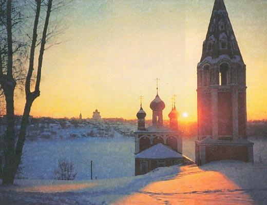 Фото №1 - Город волжский, город древний...