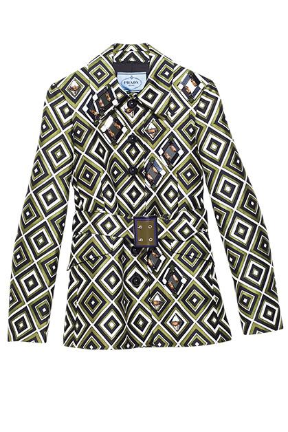 Пальто, Prada