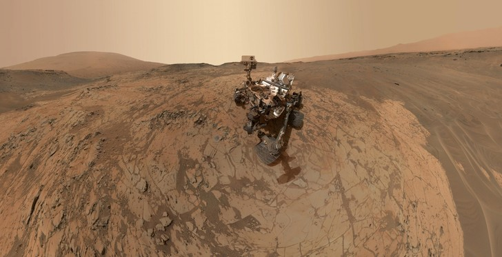 Фото №1 - Ученые зафиксировали первое марсотрясение