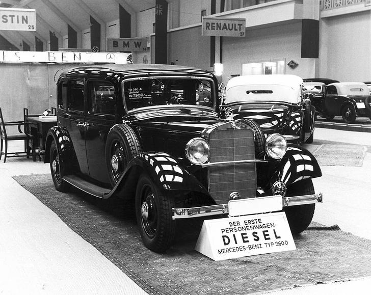 Фото №3 - Рычащий рокот: прошлое и настоящее дизельного двигателя