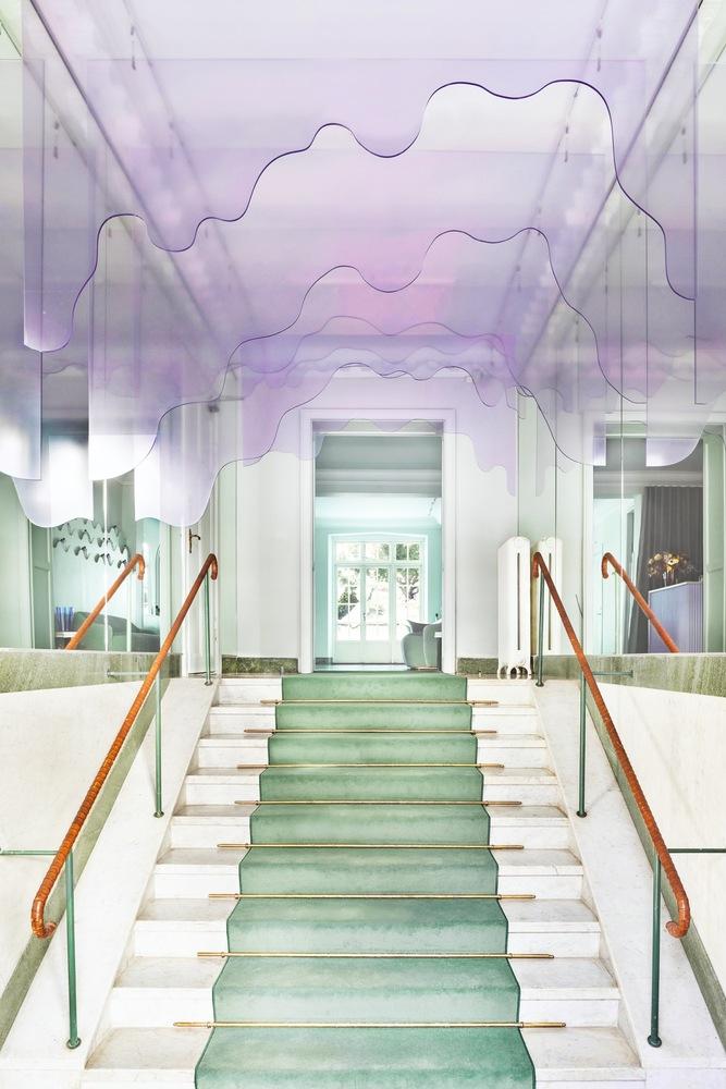 Фото №2 - Салон красоты в пастельных тонах в Стокгольме