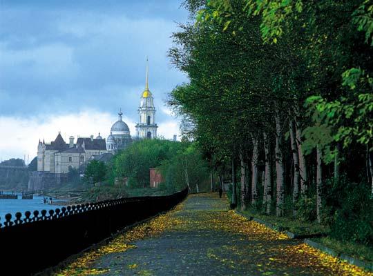 Фото №1 - Течет река Волга...