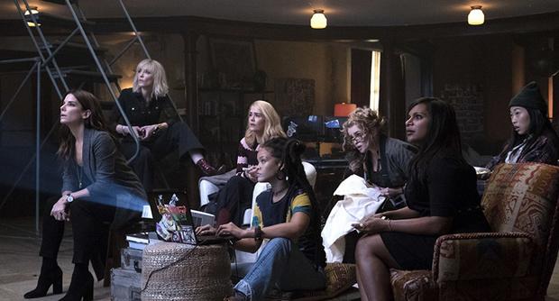 Фото №9 - Почему «8 подруг Оушена» — самый стильный фильм года