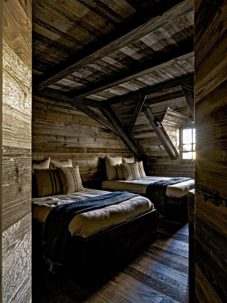 Фото №7 - Уютное деревянное шале в Альпах