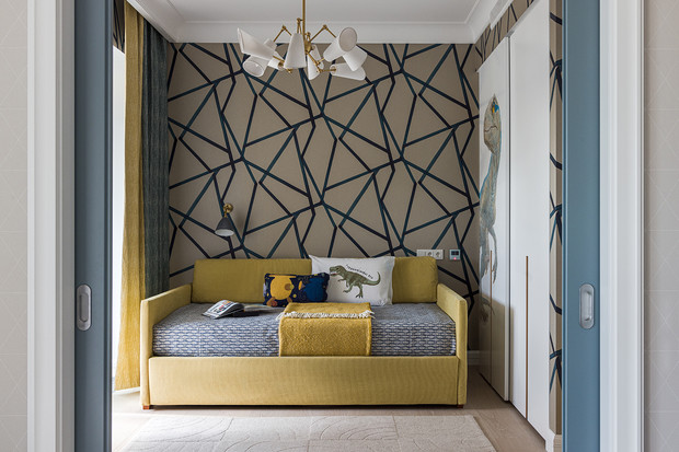 Фото №15 - Квартира 117 м² в центре Москвы: проект Нади Зотовой