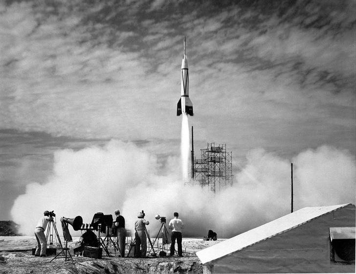 Фото №1 - Главный приз — Вселенная: как развивалась космическая гонка СССР и США