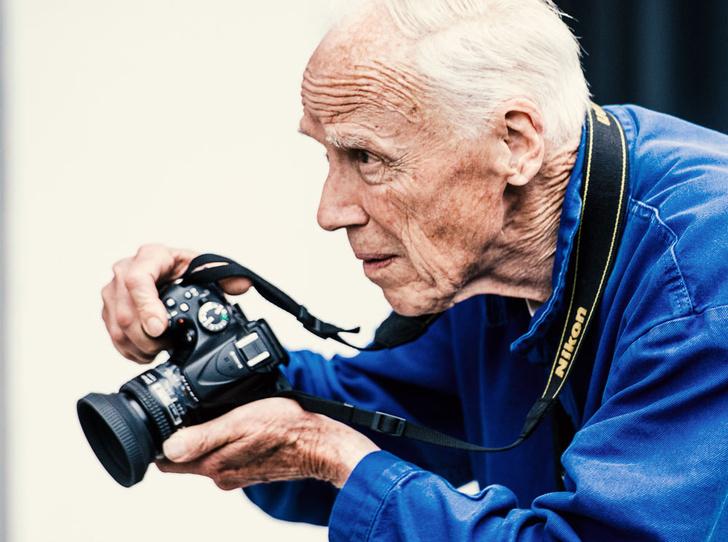 Фото №1 - Отец уличной моды: как Билл Каннингем изменил мир модной фотографии