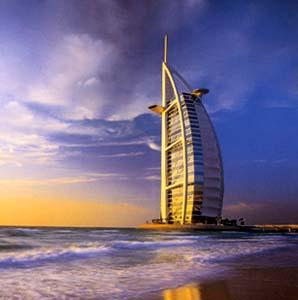 Фото №1 - Российские туристы — третьи в Дубае