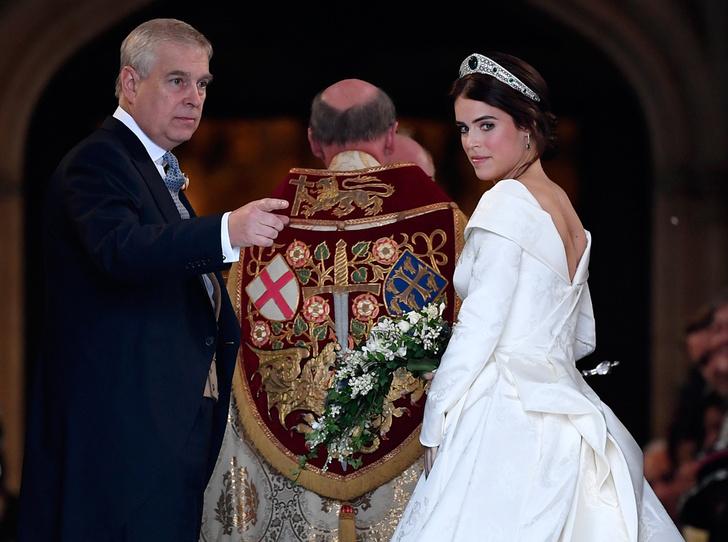 Фото №57 - Свадьба принцессы Евгении и Джека Бруксбэнка