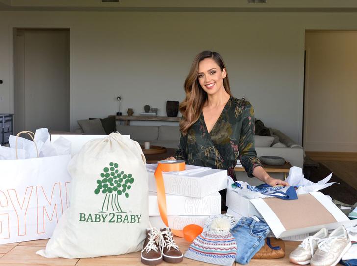 Фото №2 - Джессика Альба: как голливудская актриса создала успешный эко-бренд