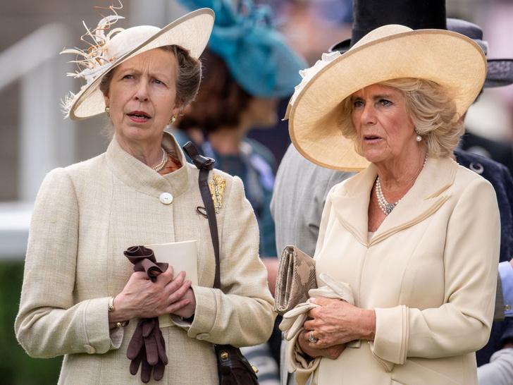 Фото №5 - Обиды прошлого: почему принцесса Анна не сразу приняла герцогиню Камиллу