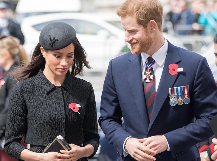 Фото №1 - Ради чего принц Гарри и Меган Маркл отложат медовый месяц