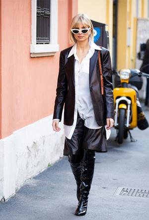 Фото №8 - Как выбрать идеальную кожаную куртку: советы стилиста