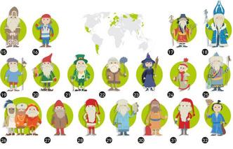 Фото №7 - Новогодний легион: как называется Дед Мороз в других странах