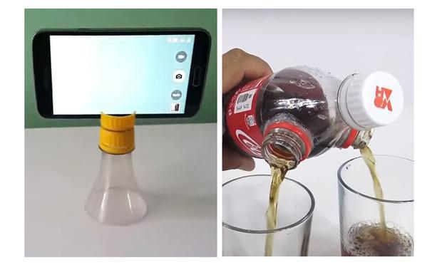 Фото №1 - 9 вещей, которые можно сделать из пластиковой бутылки