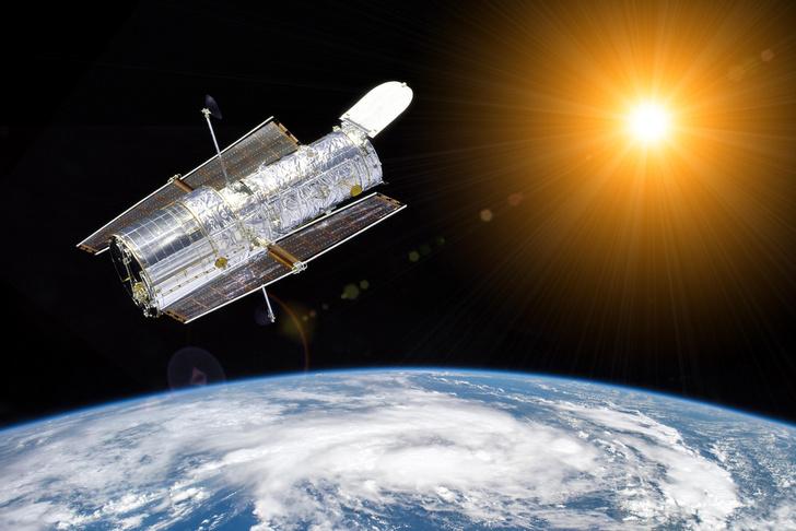 Фото №1 - Специалистам NASA удалось починить космический телескоп «Хаббл»
