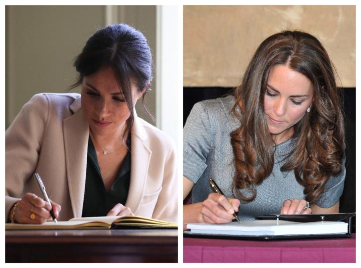 Фото №1 - Новое состязание: в чем Кейт и Меган соперничают теперь