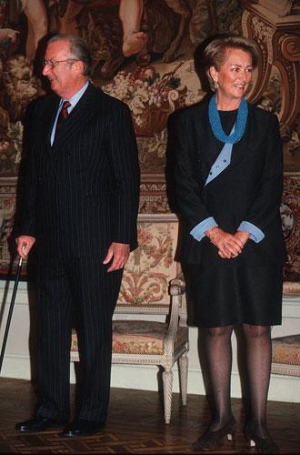Фото №8 - Бельгийский скандал: как 16-летний подросток раскрыл темные тайны королевской семьи