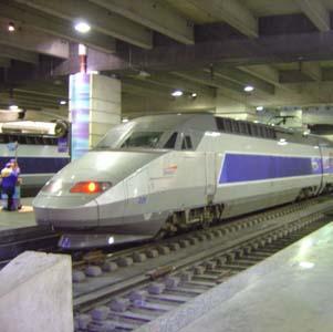 Фото №1 - Французский поезд почти взлетел
