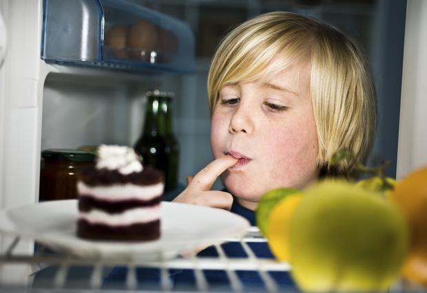 Проблемы в питании детей и подростков