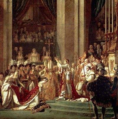 Фото №1 - Брачный договор Наполеона и Жозефины продан за 437 500 евро