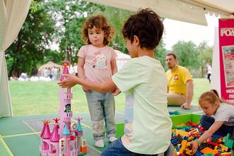 Фото №9 - Журнал «Счастливые родители» на Фестивале «Усадьба Jazz»