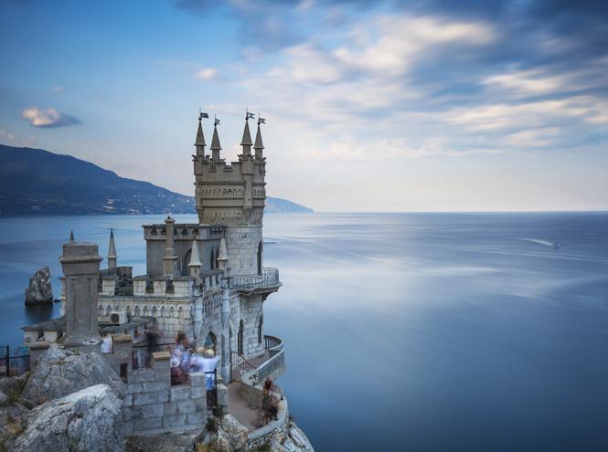 Фото №1 - Открывая Крым: тематический гид от фасада до задворок полуострова