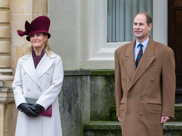 Фото №3 - Повторение судьбы: почему принц Эдвард так долго не делал Софи предложение