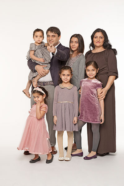 Фото №2 - Буша Гоман: «Мы с женой несколько лет считали, что у нас не может быть детей»