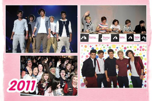 Фото №4 - Эволюция One Direction: как парни изменились за 5 лет?