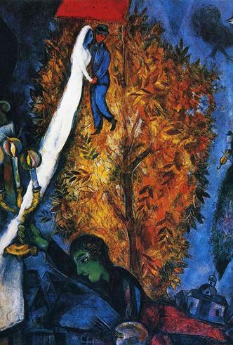 Фото №17 - Женщина судьбы: Белла Розенфельд в жизни и творчестве Марка Шагала