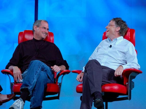 Фото №1 - Стив Джобс vs Билл Гейтс в цитатах, афоризмах и оскорблениях