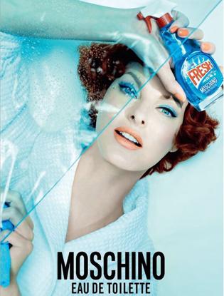 Фото №1 - Линда Евангелиста стала лицом нового аромата Moschino