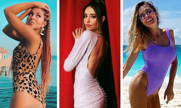 Фото №1 - Вестник «100 самых сексуальных женщин страны»: Анастасия Уколова в жаркой бане, Ирина Старшенбаум на райском пляже и еще много заманчивого