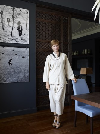 Фото №2 - ELLE DECORATION в гостях у галеристки Марины Гисич