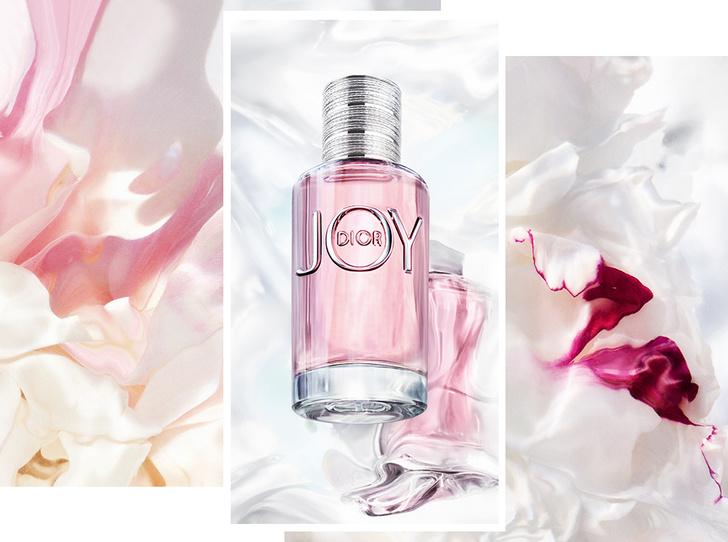 Фото №1 - Аромат дня: Joy by Dior