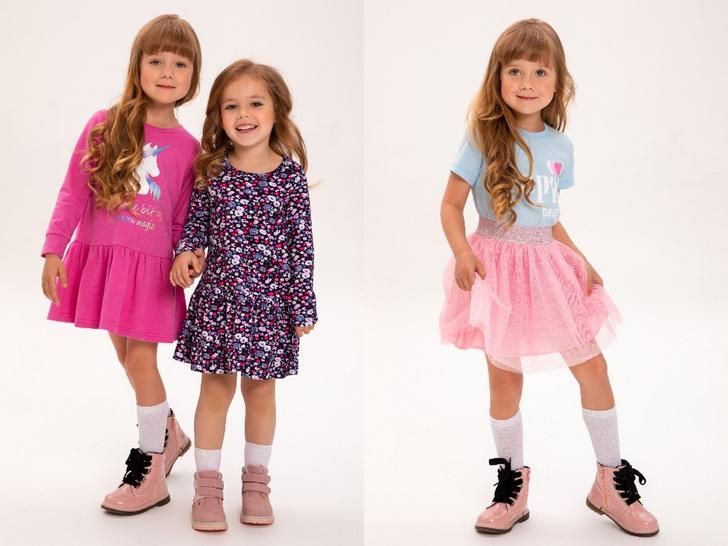 Фото №7 - Хочу, как мама! 7 взрослых трендов в детской моде